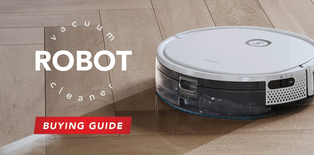 Everything you need to know before you buy a robot vacuum cleaner