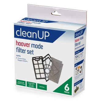 Hoover Mode 6pc Vacuum Filter Set