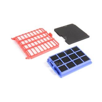 Hoover Allergy Bagged Carbon Filter Set