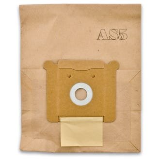 QC160 Vacuum Bags to suit AS5 Commercial Vacuums