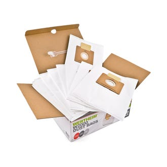 Clean Up Wertheim W2000 20 Pk Vacuum Bags