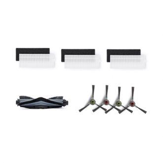 DEEBOT Buddy Pack U2 Robot Filters, Main & Side Brushes  - Godfreys