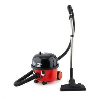 Numatic Henry Commercial Vacuum Cleaner - Red