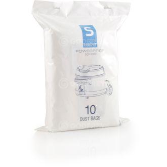 Sauber Powerprof Vacuum Bags 10pk