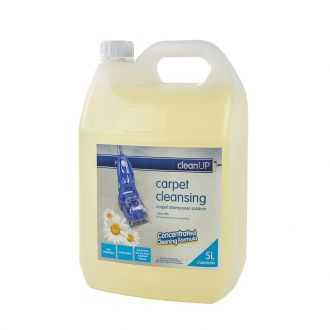 CleanUp 5L Carpet Cleansing Shampoo Solution  - Godfreys