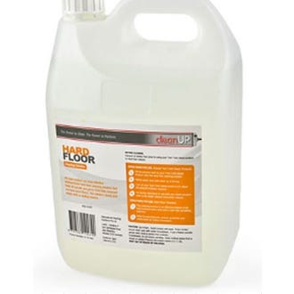 Clean Up Hard Floor Cleaner 5L