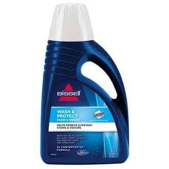 Bissell Wash & Protect Stain & Odour Formula 750ml  - Godfreys