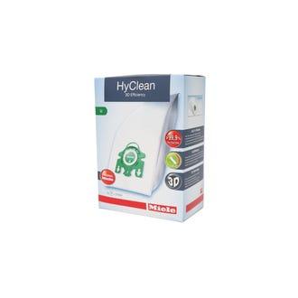 Miele Type U Hyclean Dust Bags 4pk  - Godfreys