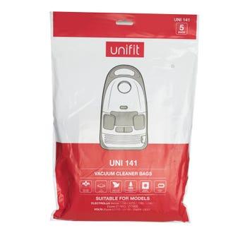 Unifit 141 Electrolux Mondo Vacuum Bags 5pk  - Godfreys