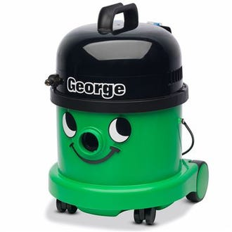 Numatic George Wet & Dry Bagged Vacuum  - Godfreys