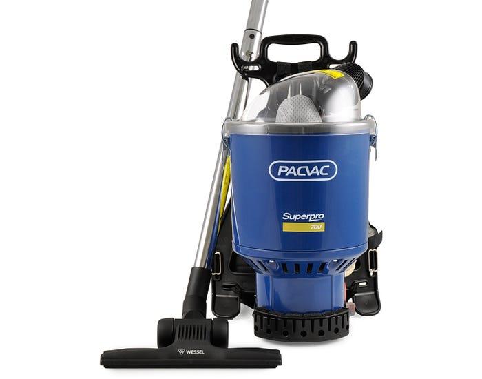 Buy Pacvac Superpro 700 Commercial Backpack Vacuum Godfrey