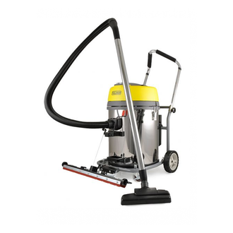 Pullman 60L Wet & Dry Commercial Vacuum  - Godfreys