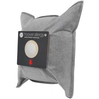 Hoover Allergy Vacuum Bags 5pk  - Godfreys