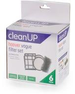 Hoover Action 6pc Vacuum Filter Set  - Godfreys