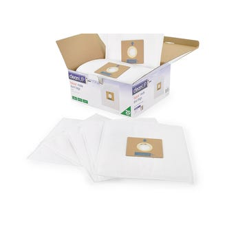 Clean Up Hoover Action & Mode Vacuum Bags 20pk  - Godfreys