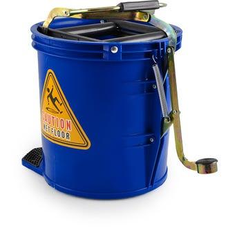 Pullman Bucket  Heavy Duty (16L)  Blue  - Godfreys