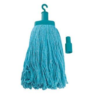 Pullman Mop Head Durable Green 400gsm  - Godfreys