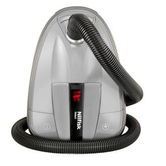 Nilfisk Select Comfort Parquet Bagged Vacuum  - Godfreys