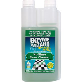 Enzyme Wizard No Rinse Floor Cleaner - 1L Twin  - Godfreys