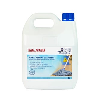 Jim's Own Floor Cleaner 4L  - Godfreys