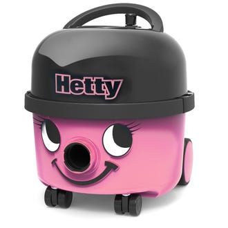 Hetty Commercial Vacuum Cleaner - Pink  - Godfreys