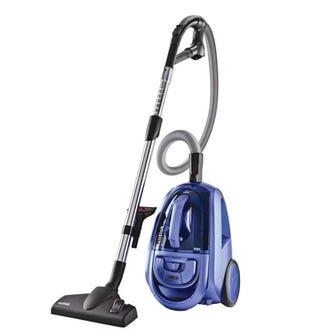 Nilfisk Meteor Deluxe Blue Vacuum Cleaner  - Godfreys