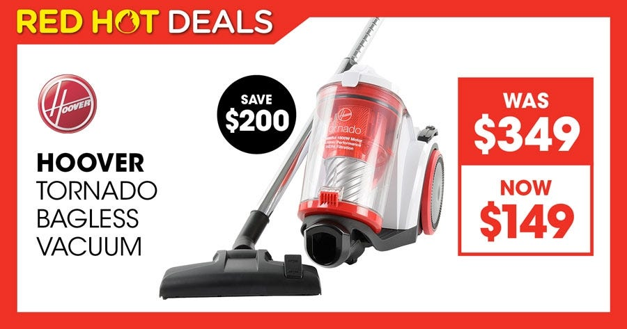 Red Hot Deals November 2018