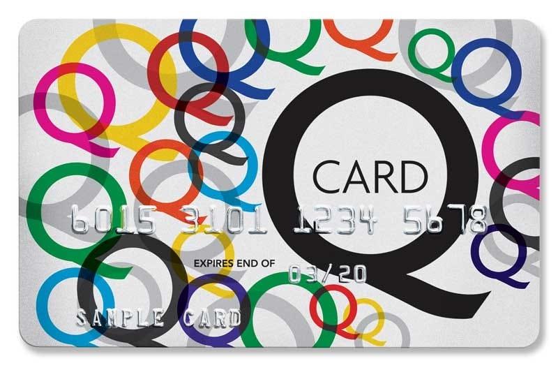 Q card