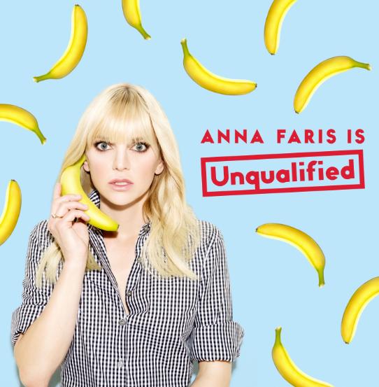 Anna Faris podcast