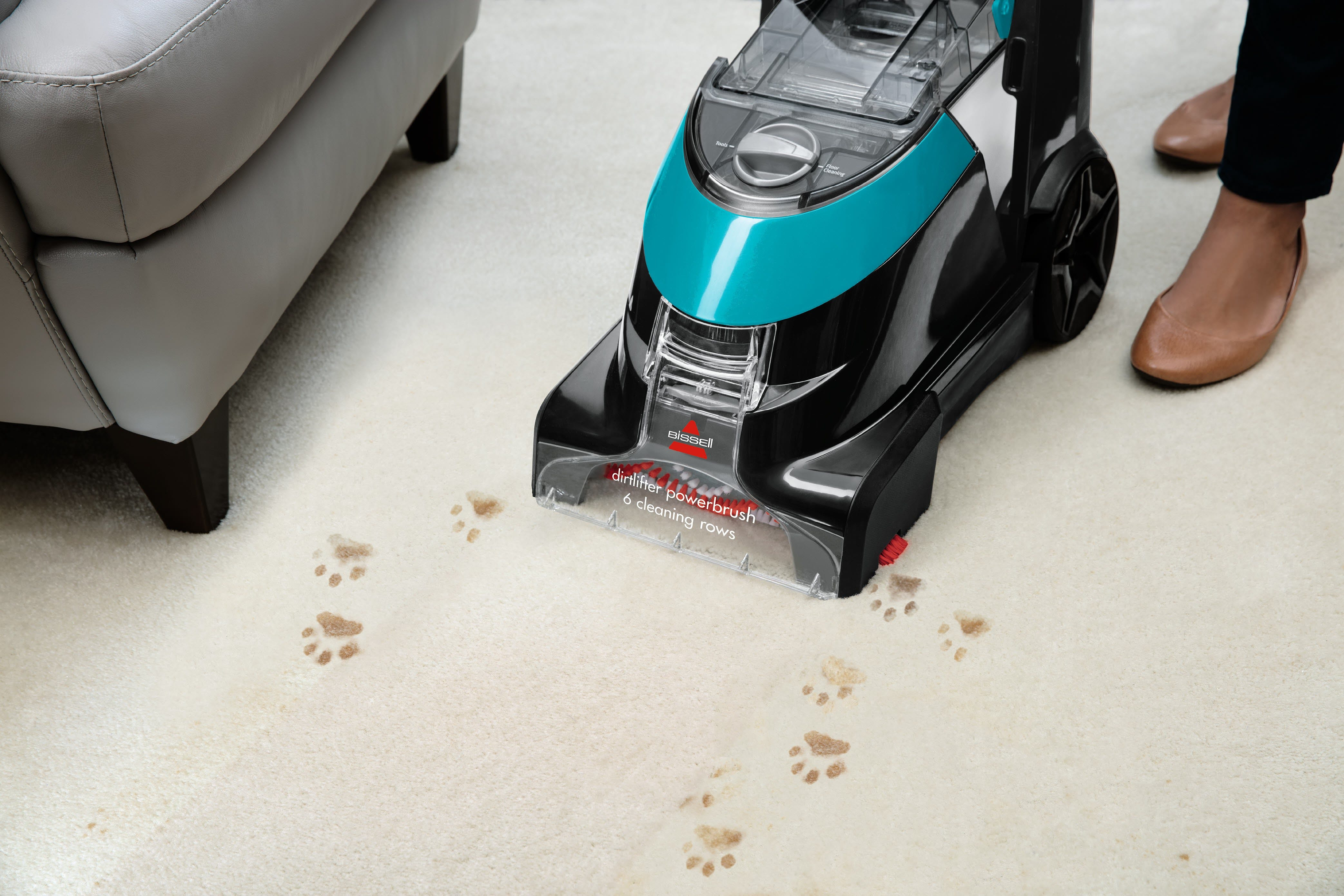 Bissell Cleanview Carpet Shampooer