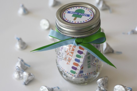 Father's Day coupon jar