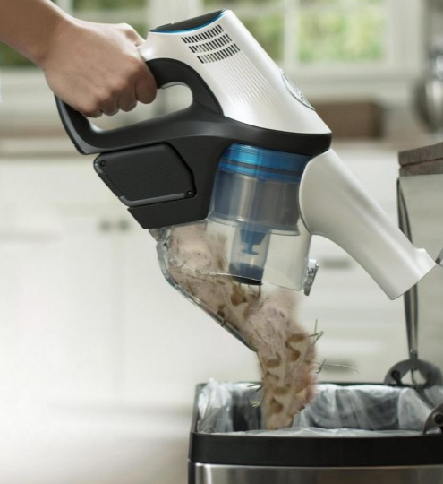 Convenience with Hoover React Handstick