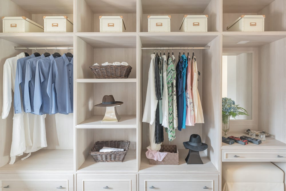 Organising your home