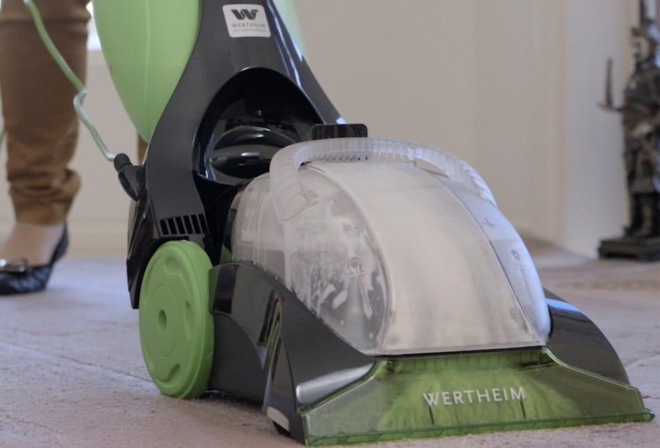 Wertheim Extractor Carpet Shampooer
